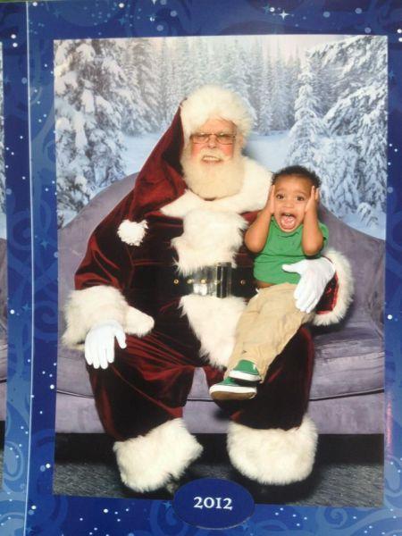 Santa Time 2012