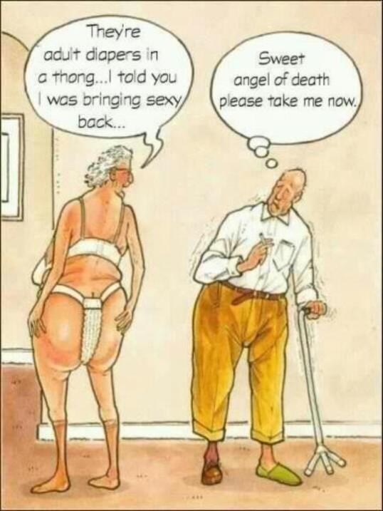 Thong Diaper