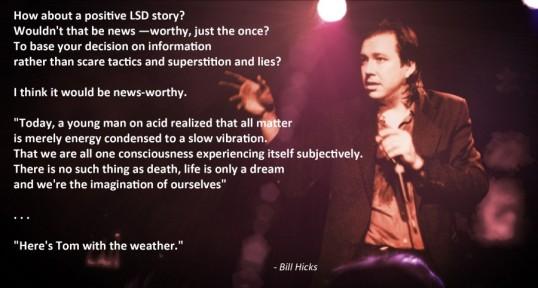 A Positive LSD News Story