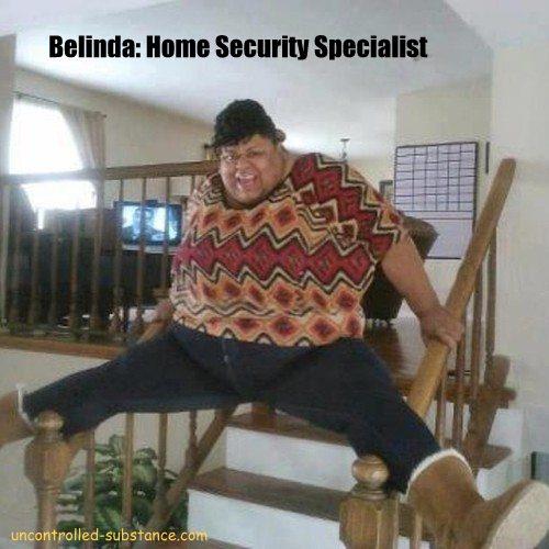 Belinda Home Security