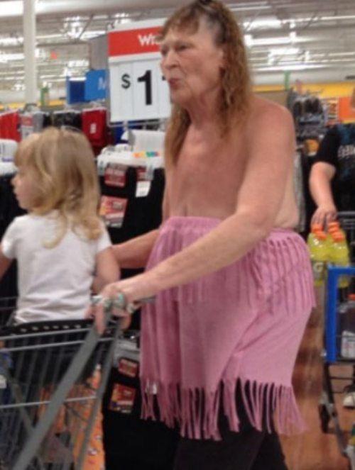 Walmart Creature
