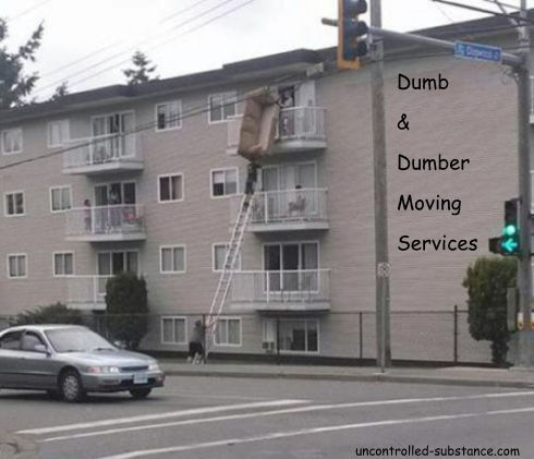 Dumb and Dumber Moving Services