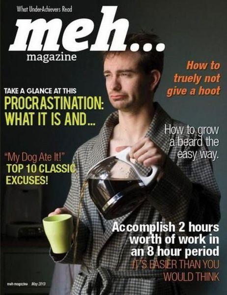 MEH Magazine