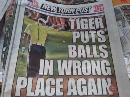 Tigers Balls