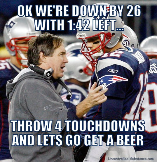 Belichick Brady Plan