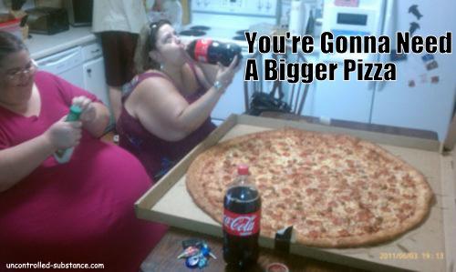 Bigger Pizza