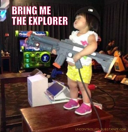 Dora Destroyer