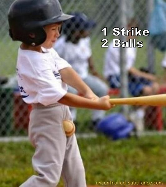 One Strike Two Balls