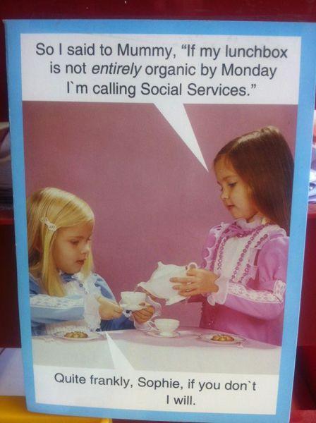 Entirely Organic