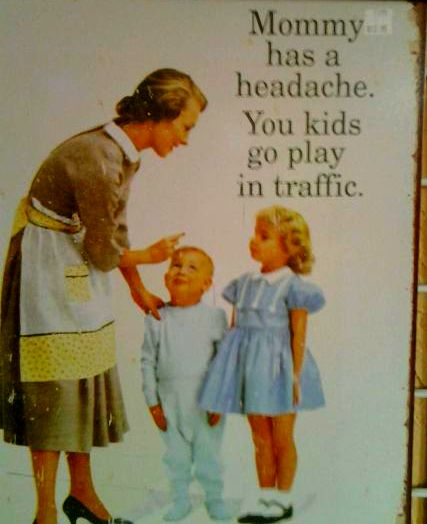 Mommy Headache
