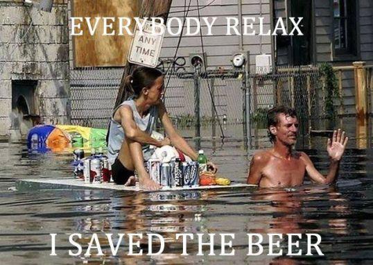 Saved Beer