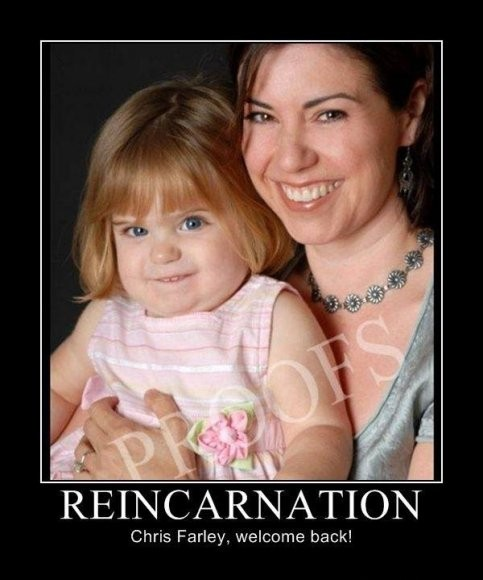 Welcome Back Chris Farley
