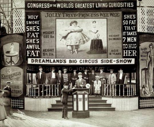 Big Circus Side Show