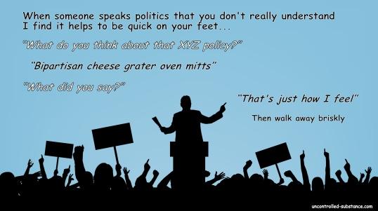 The Unpolitical