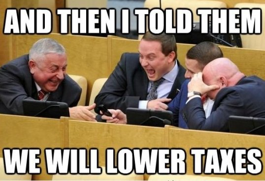 Told-them-we-will-lower-taxes
