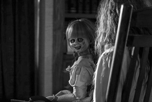 Scarey Doll
