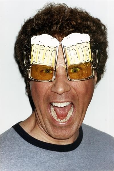 Ferrell Beer Googles
