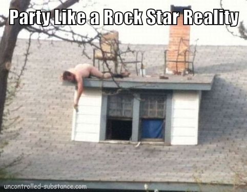 Party Like a Rock Star Reality