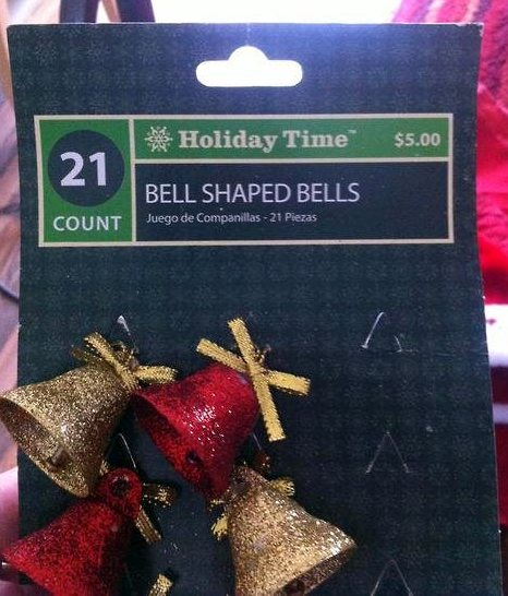 Bell Shaped Bells