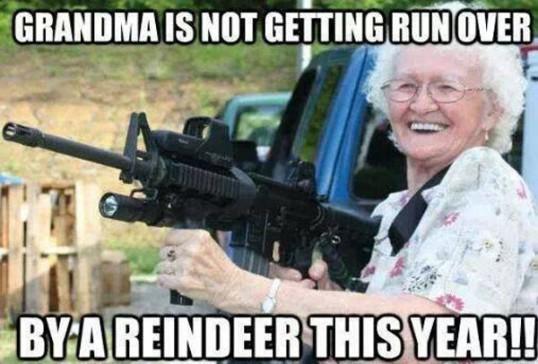 Grandmas Revenge