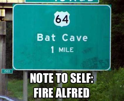 Bat Cave Exit