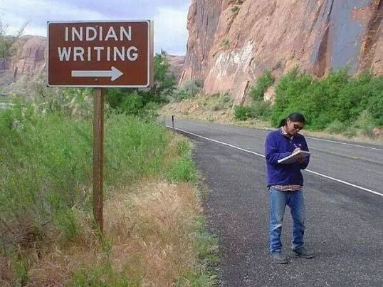 Indian Writing