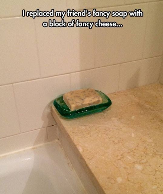 Fancy Cheese